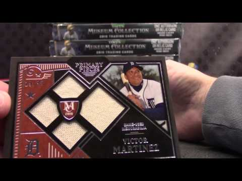 Randy's  2016 Topps Museum Baseball Box Break