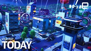 'Fortnite' Season 9 arrives with slipstreams and hover platforms | Engadget Today