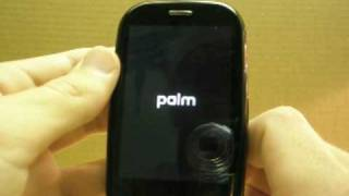 Problems with the Palm Pre