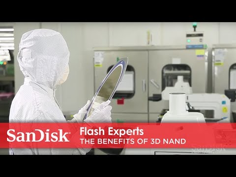 SanDisk® Flash Experts: The Benefits of 3D NAND