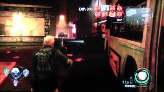 resident evil operacion racon city vs jhonny smith