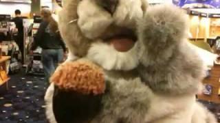 Squirrel Puppet 3G S