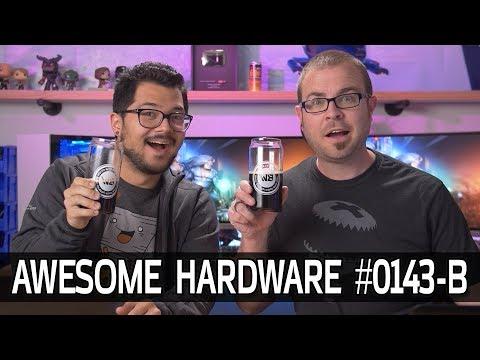 Awesome Hardware #0143-B: CASE OFF! Ryzen 2700X Benchmarks, MSI+GPP?
