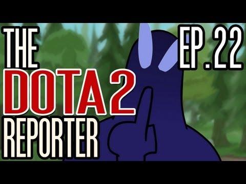 The DOTA 2 Reporter Episode 22: New Meta