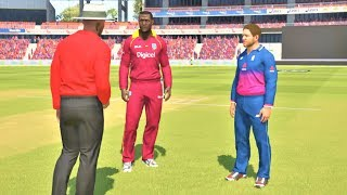 1st ODI ,West Indies Vs England, Live Cricket Score & Commentary,Ashes Cricket#PS4#Gameplay