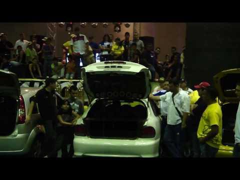 TERCERA VALIDA NACIONAL DE SOUND CAR SAN CRISTOBAL EL ACCENT EN SU PRIMERA RONDA