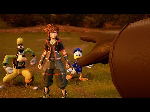 �KINGDOM HEARTS III】New Trailer 2017