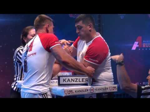 Artem TAYNOV vs Ferit OSMANLI (A1 RUSSIAN OPEN 2014)