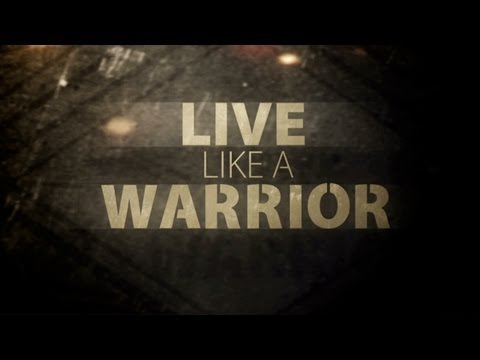 Matisyahu - Live Like A Warrior (lyric Video) video
