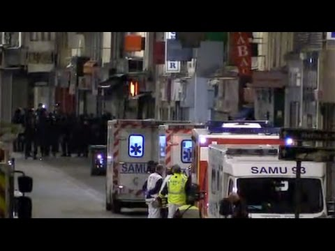 Police raid in Saint-Denis related to Paris attacks, deaths reported