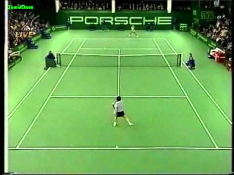 Martina Hingis vs Anna Kournikova 1998 Filderstadt Highlights