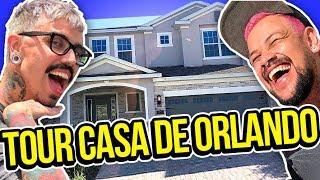 TOUR PELA CASA CHIQUE DE ORLANDO | Diva Depressão