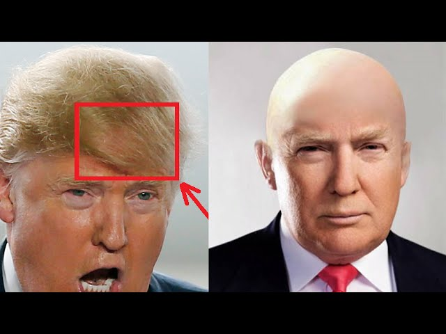The Hair-Raising TRUTH About DONALD TRUMP