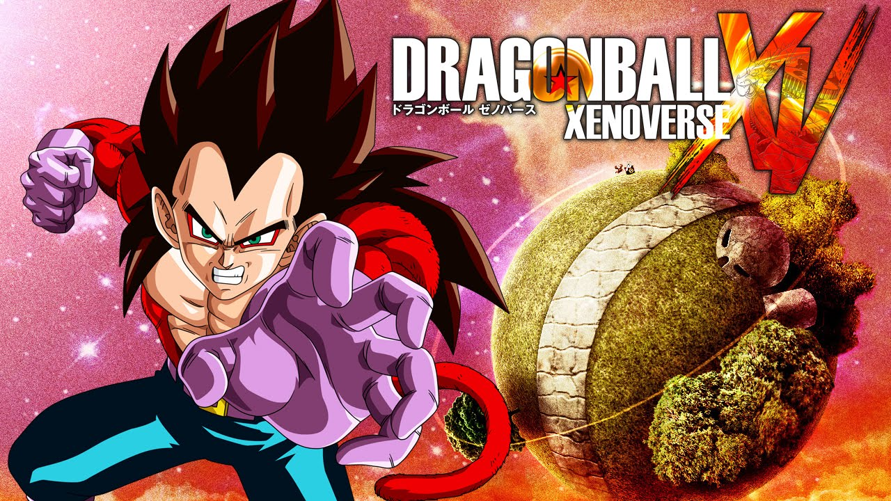 Dragon Ball z Vegeta Super Saiyan 4 Super Saiyan 4 Vegeta