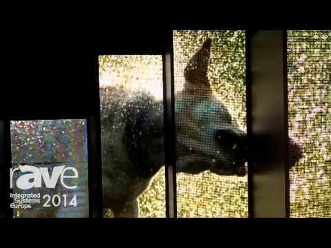 ISE 2014: TecnoVISION Showcases LED Displays