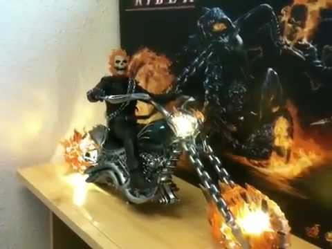 Rider Toy Hot Toys Ghost Rider With