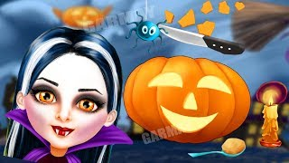 Sweet Baby Girl Halloween Fun Girl Care Kids Game - Spooky Makeover and Dress Up Games For Girls