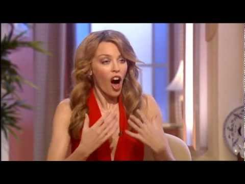 Kylie Minogue - Interview (Today With Des And Mel 11-22-04)