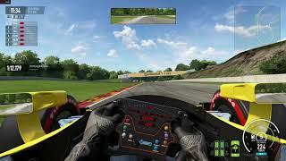 Project CARS 2: Dallara IR-12 (Road) Chevrolet - Road America qualification lap