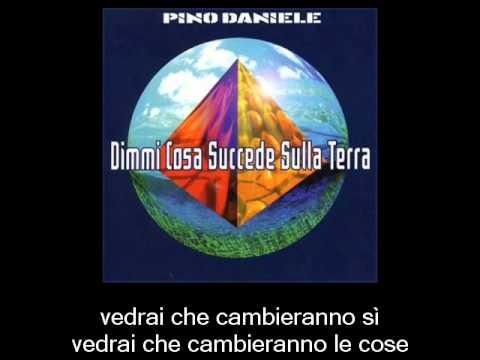 Pino Daniele - Scirocco D