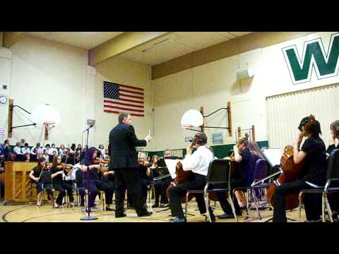 Walker Middle School Fall Orchestra Concert Oct 28 2009