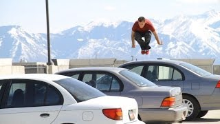 Car Parkour - Ronnie Shalvis (CARKOUR!)