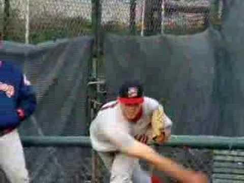 Justin Masterson: May 15, 2008