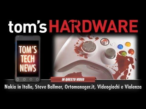 Nokia in Italia, Steve Ballmer, Ortomanager.it, Videogiochi e Violenza