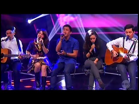 HiVi feat. Nabilah JKT48 - Orang Ketiga @ iClub48 NET [14.12.06]