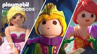 PLAYMOBIL   Princess Adventures   20 minuten compilatie