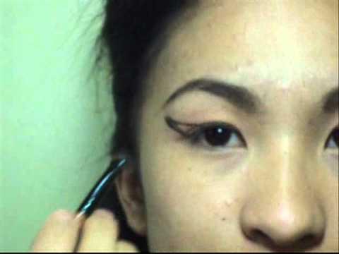 Amy WineHouse : Makeup Tutorial - Colaboration With MakeupBySandeeTV