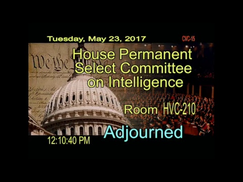 Open Hearing on the Russia Investigation Task Force