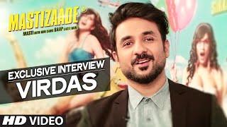 Vir Das Exclusive Interview | MASTIZAADE | T-Series