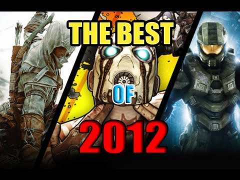 Top 10 BEST Games 2012