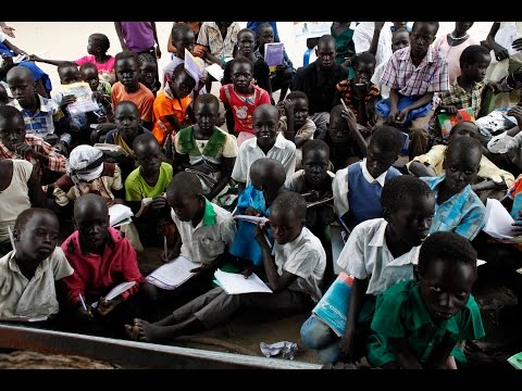 Violence In South Sudan Rages As Famine Looms