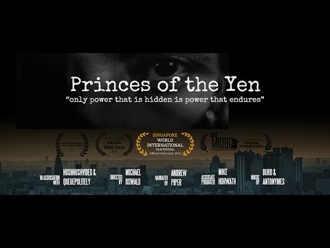 Princes of the Yen: Central Banks and the Transformation of the Economy