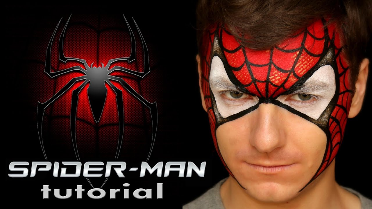 Amazing Spiderman — Face