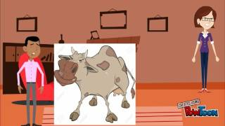 THE STALLED OX - COMIC USTA