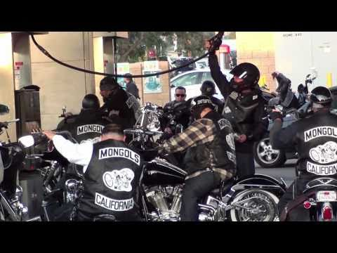 Mongols Mc - Toy Run video