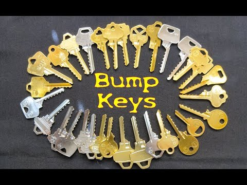 (1163) Review: Brockhage 30-Key Pro Bump Set