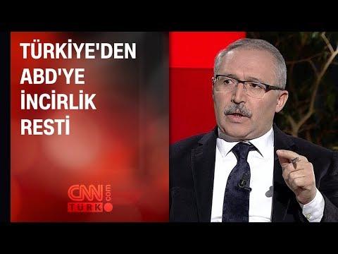 Türkiye'den ABD'ye İncirlik resti