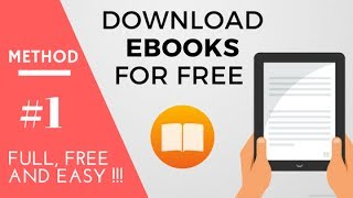 How to DOWNLOAD FULL BOOKS on Phone For FREE (EASY!) - Method#1
