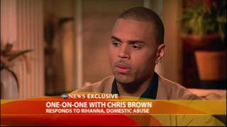 Chris Brown Breaks His Silence