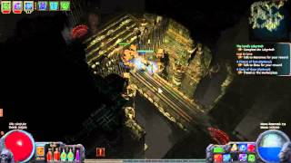 Path of Exile Normal Labyrinth