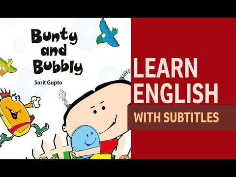 Short Stories For Kids - Bunty And Bubbly (learn English With Subtitles) video
