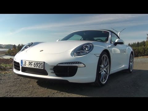 ' 2012 / 2013 Porsche 911 (991) Carrera S PDK ' Test Drive & Review - TheGetawayer