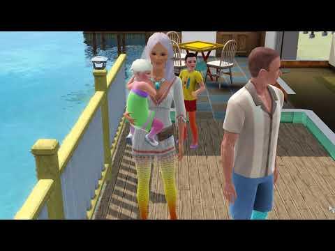 Los Sims 3: SIRENAS | Aventura en la Isla [Como crear sirenas y conocerlas mejor]