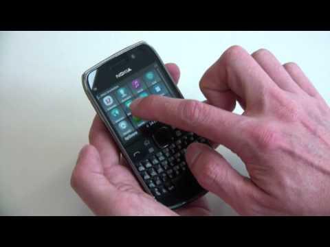 Smartphones mit Symbian Anna - Nokia E6 & Nokia X7
