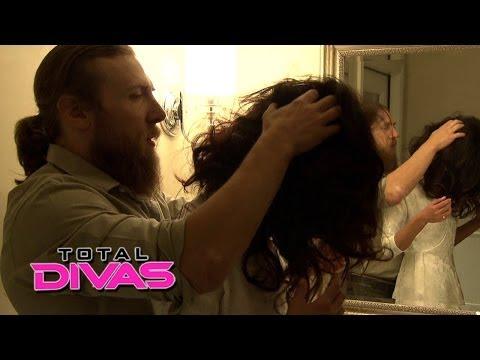 Brie Bella unwinds after the rehearsal dinner: Total Divas Season 2 Finale Bonus Clip, June 1, 2014
