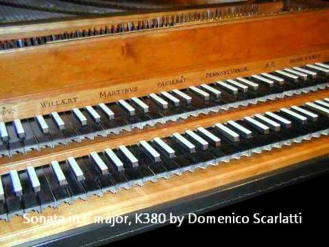 Скарлатти Доменико - Sonata K380